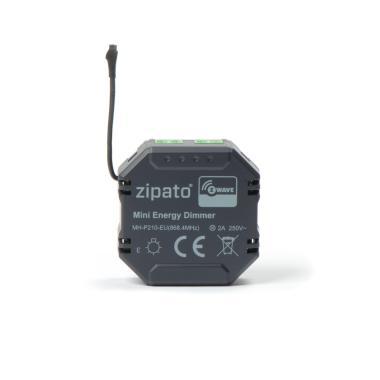 Микромодуль-диммер с функцией изменением мощности Zipato