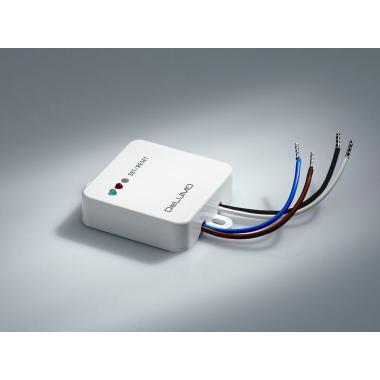 Одноканальное выносное радиореле для управления RGB-освещением DeLUMO