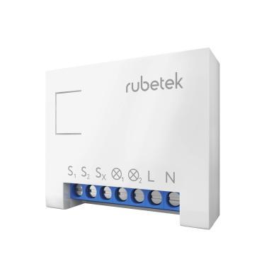 Двухканальный блок управления RE-3312 Rubetek