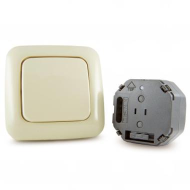 Встраиваемое реле Z-Wave.Me Flush-Mountable Switch