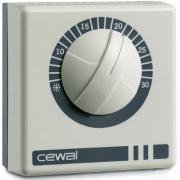 Терморегулятор CEWAL RQ-10 (16 А, 3.5 кВт)