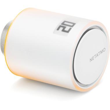 Умный радиаторный клапан - Netatmo Smart Radiator
