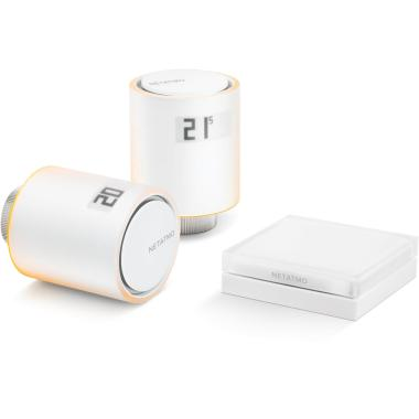 Комплект термоклапанов - Netatmo Smart Radiator Valves