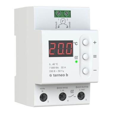 Терморегулятор - Terneo B (32 А, 7 кВт)