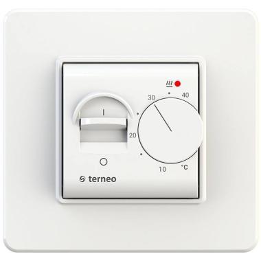 Терморегулятор - Terneo MEX (16 А, 3 кВт)
