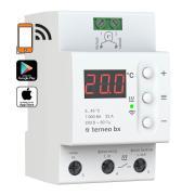 Терморегулятор Terneo BX (32 А, 7 кВт, Wi-Fi)
