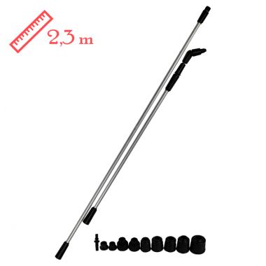 Телескопический удлинитель - Умница УБ-2.3 м