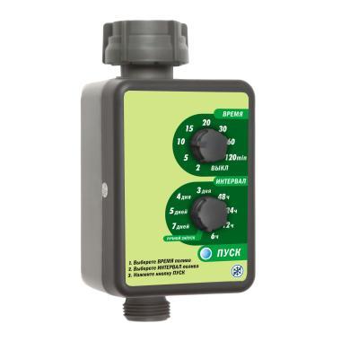 Электронный контроллер для систем полива - Водомерка