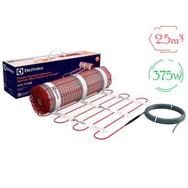 Нагревательный мат - Electrolux EEFM 2-150-2,5