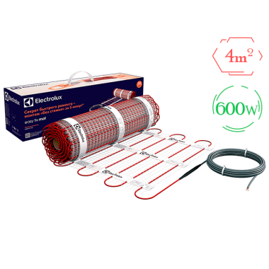Нагревательный мат - Electrolux EEFM 2-150-4