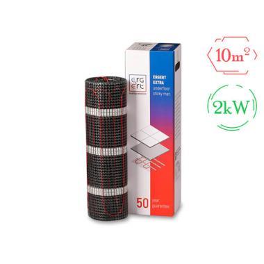 Комплект теплого пола (мат) - Ergert EXTRA-200 (2000W / 10 м²)
