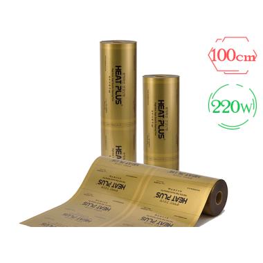 Инфракрасная пленка - Heat Plus 14 GOLD (220W / 100 см)