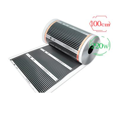 Инфракрасная пленка - Q-Term (220W / 100 см)
