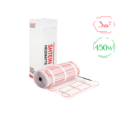 Нагревательный мат - SHTEIN SHT-450 (3 м2)