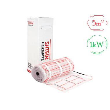 Нагревательный мат - SHTEIN SHT-H1000 (5 м2)