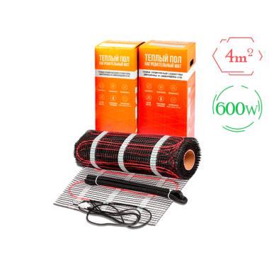 Нагревательный мат - Stich HM-600 (4 м2)