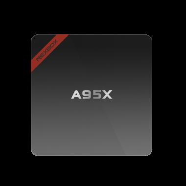 Смарт ТВ приставка Nexbox A95X