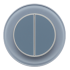 Одноканальный двухклавишный радиопульт DeLUMO RONDA
