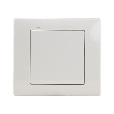 Двухканальный кнопочный передатчик с датчиком температуры Zamel Exta Life