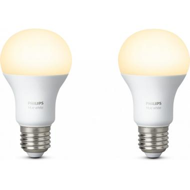 Комплект умных ламп Philips Hue White E27