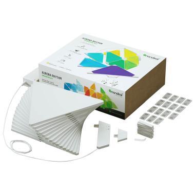 Комплект световых панелей Nanoleaf Aurora Rhythm Smarter Kit