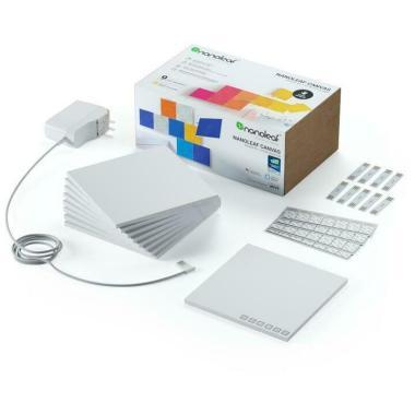 Комплект световых панелей Nanoleaf Canvas Smarter Kit