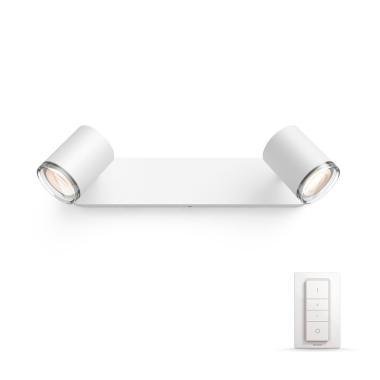 Настенный светильник Philips Adore HUE 2 лампы GU10