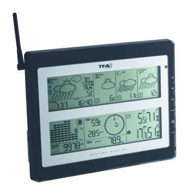 Профессиональная цифровая метеостанция TFA 35.1100