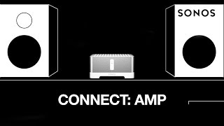Sonos CONNECT:AMP (UK)