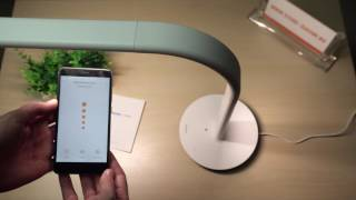 Обзор лампы Xiaomi Philips Eyecare Smart Lamp 2