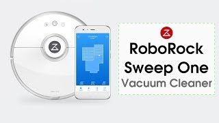 RoboRock Sweep One Vacuum Cleaner
