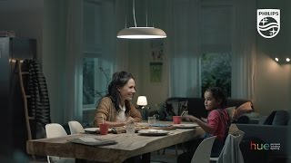 Philips Hue White Ambiance luminaires. Four light recipes