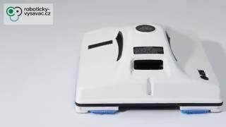 Robotický čistič oken Hobot 268 v akci