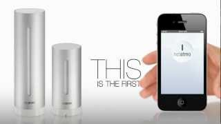 Netatmo - Urban Weather Station, for iPhone & Android (2013)