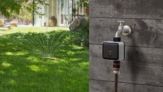 Умный клапан для подачи воды - Eve Aqua